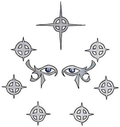 Selûne's Holy symbol